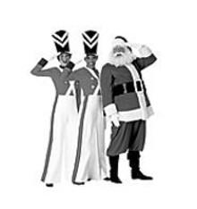 Enjoy a Rockette-fueled Christmas extravaganza.
