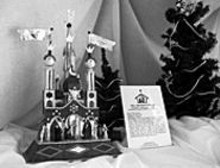 JENNIFER  SILVERBERG - Don't question a Polish Nativity scene in Italian St. - Louis -- it's just a Christmas miracle.