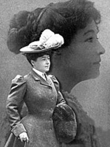 Don't miss your chance to see three of Alice Guy - Blaché's Short films.