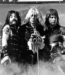 Spinal Tap's talent is inarguable; their wigs are - inexcusable.