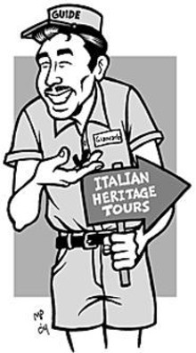 MARK  POUTENIS - Enjoy a little bit of Italy right here in St. Louis.