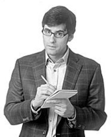 Mo Rocca honed his investigative pet-journalism chops - while working on the children's TV show - Wishbone -- really!