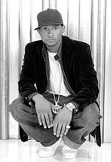 Usher, kneeling in the Confessional