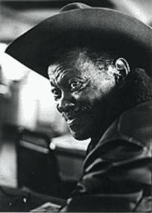"If your first name is Clarence, maybe ""Gatemouth"" - Brown is a good alternative. See him at the Big Muddy - Blues Festival."