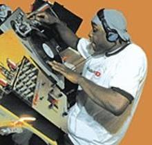 JENNIFER  SILVERBERG - 2:11 a.m.:  DJ Smitty drops beats at Velvet.