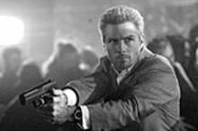 Mann's man: Tom Cruise as a contract killer