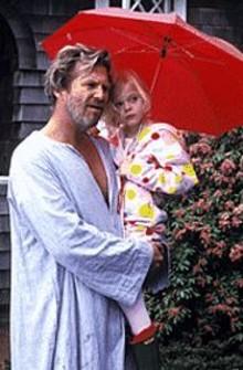 Jeff Bridges and Elle Fanning in the uneven yet surprisingly good Door in the Floor.