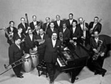 Let's dance: Afro-Latin Jazz Orchestra with director - Arturo O'Farrill.