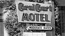 Built for Speed: The Coral Court Motel screens Sunday evening.