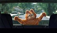 RHYTHM AND HUES - Catty humor: There had to be at least one suction-cup joke.
