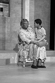 The St. Louis Black Rep's outstanding staging of - Raisin runs through June 26.