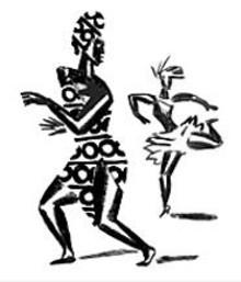 MARK  ANDRESEN - Go Caribbean with the West Indian Folk Dance - Company.