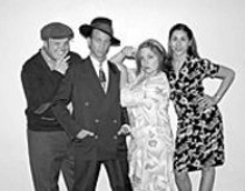 MICHAEL  DAFT - New Line Theatre presents tokers, smokers and - midnight jokers in Reefer Madness: The - Musical.