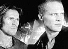 Willem Dafoe (left) and Paul Bettany bring true - passion to The Reckoning.