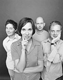 The mad scientists of Stereolab