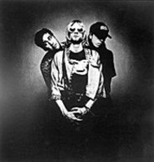 ANTON  CORBIJN - Better to burn out? Krist Novoselic, Kurt Cobain and - Dave Grohl were Nirvana.