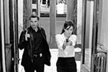 TAKASHI  SEIDA - One false move: Olivier Martinez and Angelina Jolie - can't shoot themselves out of this mess.