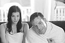 Liv Tyler and Ben Affleck find little excitement in - Jersey.