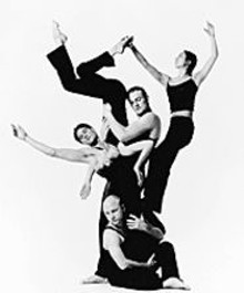LOIS  GREENFIELD - The members of the Sydney Dance Company are - very close.