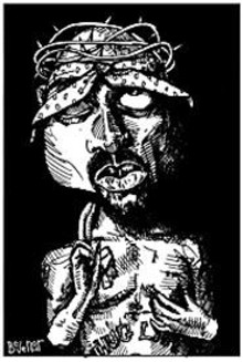 JAY  BEVENOUR - Tupac: Thug Life after death