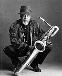 BILL  TUCKER - If you think the shirt is out there, you should see Hamiet Bluiett play