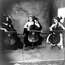 DANIEL  MOSS - Rasputina, looking both cheerful and charming, bring their mellow cellos to the ladies and the fellows at Euclid Records