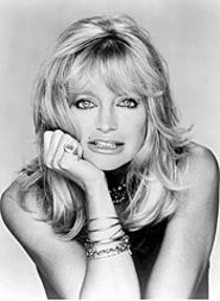 Goldie Hawn at the Jewish Book Festival