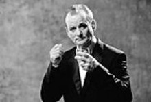 Why, hello there: Bill Murray is a whiskey-touting movie star in Lost in Translation