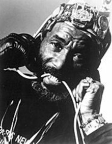 "ADRIAN  BOOT - Dub legend Lee ""Scratch"" Perry"