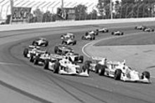 Formula One action at the Emerson IRL 250 at Gateway Intl. Raceway