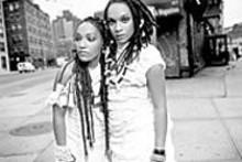 Les Nubians (Clia and Hlne Faussart)