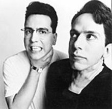 CHRIS  CUFFARO - Gigantic: A Tale of Two Johns explicates They Might Be Giants at the Tivoli Theater.