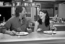 Jean Reno and Juliette Binoche in Jet Lag