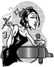MARK  POUTENIS - Get your Edith Piaf on at Songs From the Heart