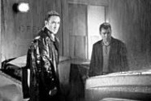 John Cusack and Ray Liotta in Identity