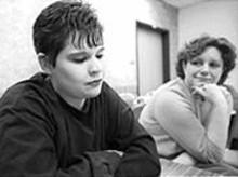 JENNIFER  SILVERBERG - Angela Coffel, last week at the Southeast Missouri Mental Health Center