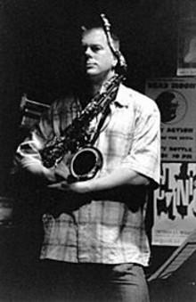 Saxophonist, composer and official genius Ken Vandermark