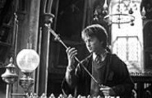 Daniel Radcliffe in Harry Potter and the Chamber of Secrets