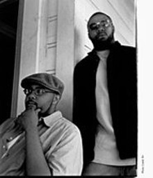 B+ - Gift of Gab and Chief Xcel of Blackalicious