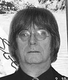 MIKE  HUGHES - Dan Wallace as John Lennon