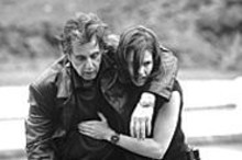 Al Pacino and Hilary Swank in Insomnia