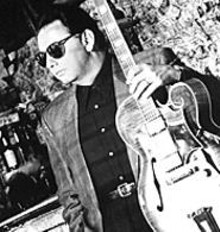 Blues guitarist Duke Robillard, one of the nonjazz artists who will perform at the Bistro.