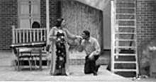 Marguerite Hannah and J. Samuel Davis in Seven Guitars