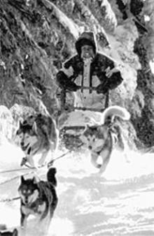 Cuba Gooding Jr. in Snow Dogs