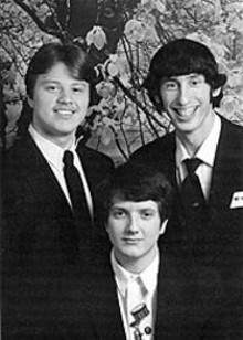 The Waltles (left to right): Scott Eastabrook, Chris Noblin and Walt Winston