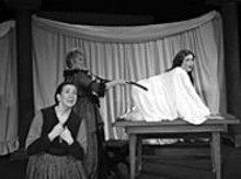 Desdemona, it turns out, is not the innocent waif Othello married but a sensual, experienced woman.