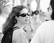 COURTESY OF THE VILLAGE VOICE - Julie Lobbia, 1958-2001