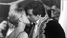 JOHN  BAER - Meg Ryan and Hugh Jackman in Kate & Leopold
