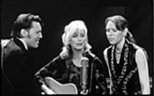 David Rawlings, Emmylou Harris and Gillian Welch in Down From the Mountain