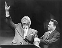 SANDY  UNDERWOOD - William Cain and Robert Elliott shine as preachers in God's Man in Texas.